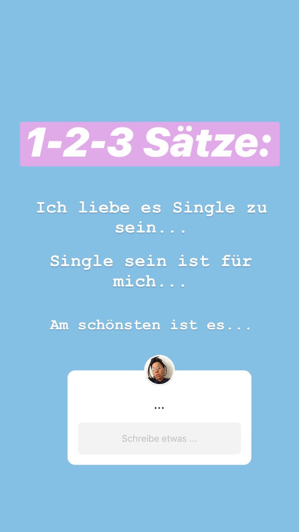 Verbitterte single frau