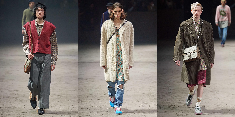 Herbst/Winter 2020 // Was wir uns von den Menswear Fashion Week Highlights abschauen können | Jane Wayne News